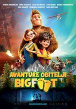Avanture obitelji Bigfoot 3D 4DX - sink