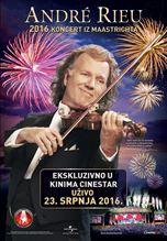 Andre Rieu 2016 koncert iz Maastrichta