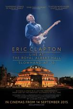 Eric Clapton Live at the Royal Albert Hall