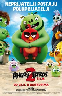 Angry Birds Film 2 3D 4DX - sinh