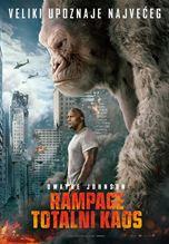 Rampage: Totalni kaos 3D IMAX