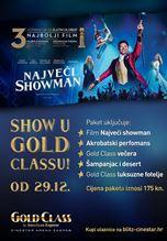 Najveći Showman - Show u Gold Classu