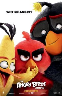 Angry Birds film SINH