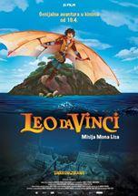 Leo da Vinci: Misija Mona Lisa - sink