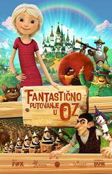 Fantastično putovanje u Oz - sinh