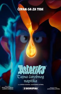 Asteriks: Tajna čarobnog napitka - sinh