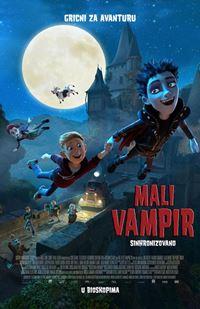 Mali vampir 3D - sinh