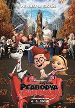 Avanture gospodina Peabodya i Shermana SINK AURO 3D ZVUK