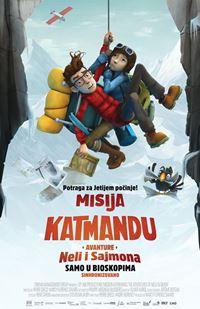 Misija Katmandu: Avanture Neli i Sajmona - sinh