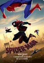 Spider-Man: Novi svijet 3D 4DX - sink