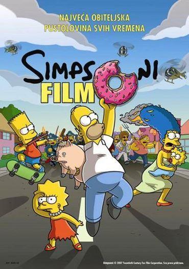 Simpsoni film - MATINEJA - SINKRONIZIRANO NA HRVATSKI